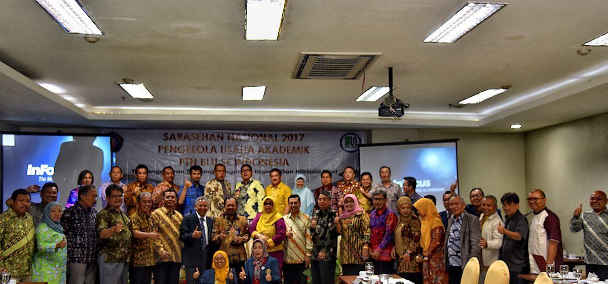 Sarasehan Nasional Pengelola Unit Usaha 2017