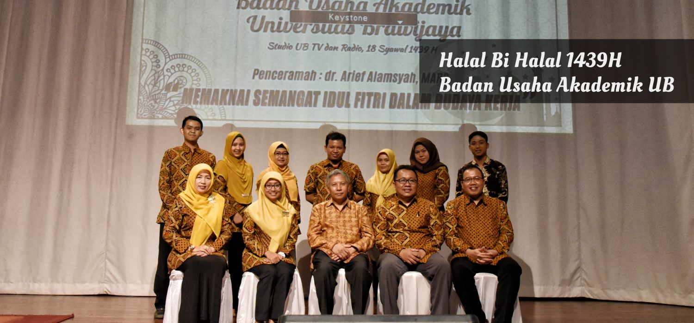 Halal Bi Halal BUA UB 2018